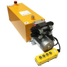 45-EP5GDV   EAGLE PUMP Dual valves for JACK & MAST