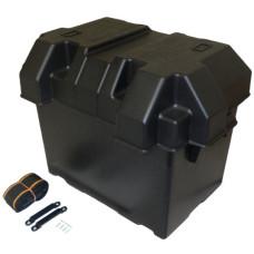45-PB            PLASTIC BATTERY BOX WITH LID