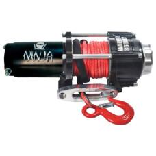 46-C3500N-SR     3500 lb 12v NINJA ATV WINCH
