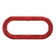 49-A-78RXB       6in. OVAL RED REFLEX RING