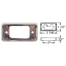 49-A-910B        CHROME OPEN BACK BASE FOR