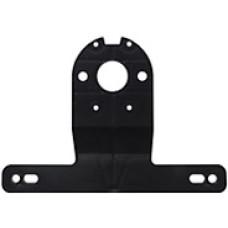 49-LP-5SB        BLACK PLASTIC LICENSE