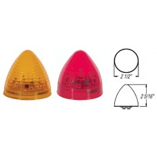 49-MCL-23RB      2.5 RED  LED BEEHIVE