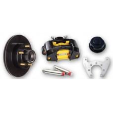 "52-46500    Tiedown 3500 lb 9.69"" Integral style rotor Kit with E-coat finish"