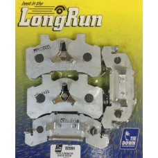 52-82084         DISC PADS 3.5-6K ONE AXLE