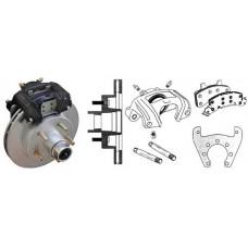 "52-82113      Tiedown 3500 lb 9.69"" Integral Hub/Rotor Kit Galv-X"