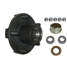 """54-8-259C        DEXTER 008-259-05  5 ON 4.50"""" BC IDLER HUB WITH 1 1/16"""" BEARING"""