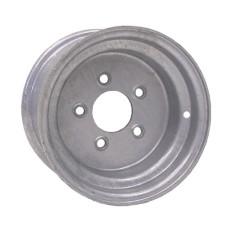 """61-10F5G     10"""" x 6""""   5 on 4.5"""" Galvanized Steel Trailer Wheel"""