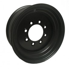 "61-14.5C8  14.5"" x 6"" Flat Face Steel Trailer Rim"
