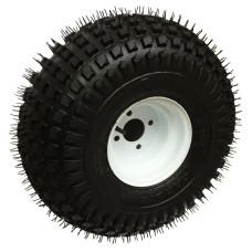 62-22-8-4        22  x 11-8  Knobby ATV Trailer Tire on 4 bolt Wheel