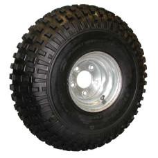 62-22-8-5G       Carlisle 22 x 11- 8 KNOBBY ATV Trailer Tire on Galvanized Wheel